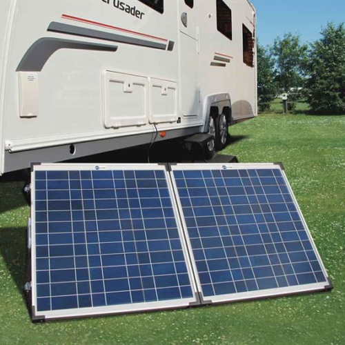 solar power from Complete Caravan services