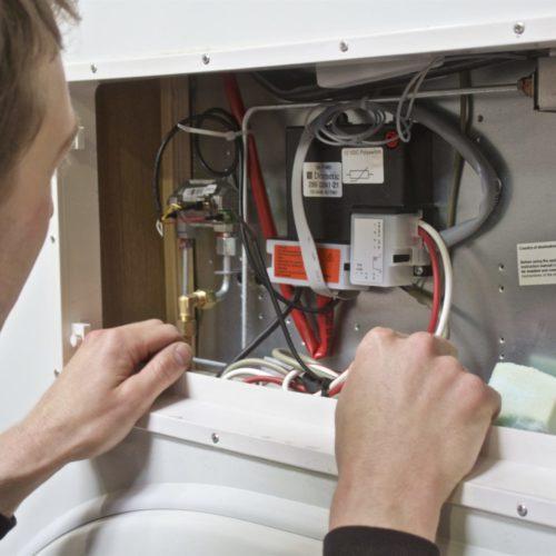 Electrical Work for caravans