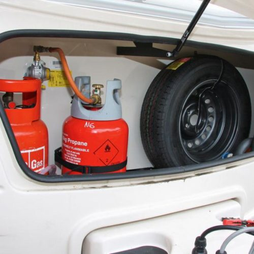 Gas maintenance and servicing for motorhomes